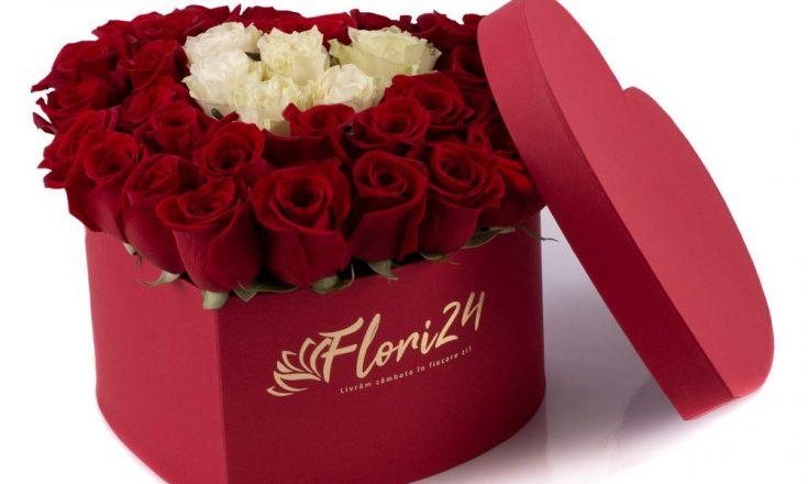 trimite trandafiri