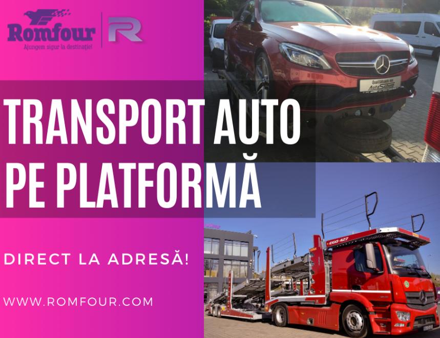 transport platforma auto italia romania - romfour.com