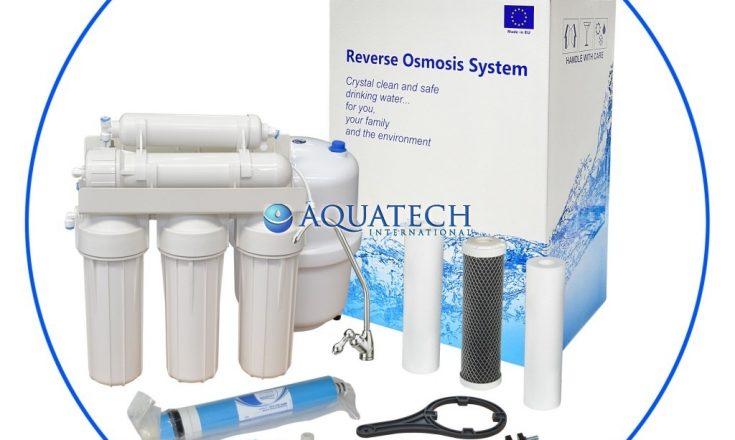 filtrarea apei aquatech